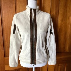 NWOT KUHL Women's Flight Fleece Jacket Size Small